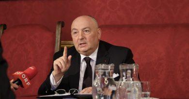 Вячеслав Моше Кантор – президент Европейского еврейского конгресса